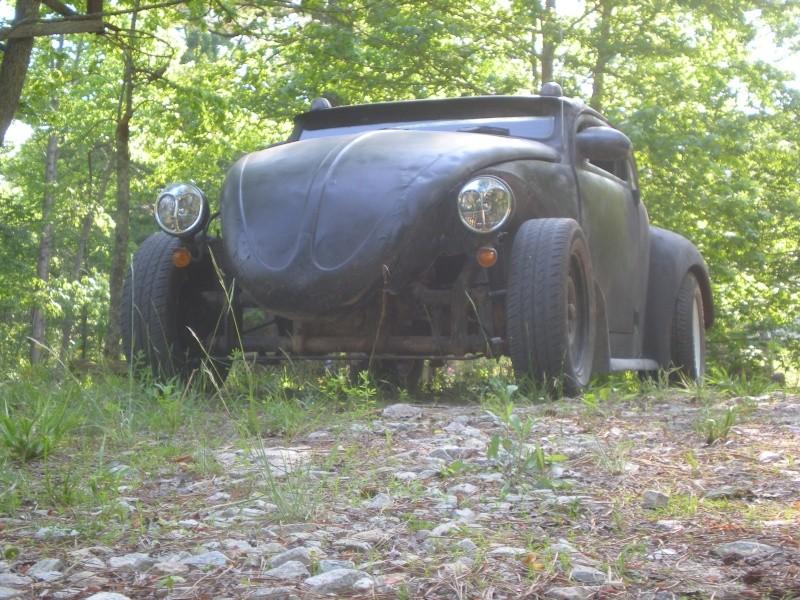"""My 72 Sedan Volksrod  """"Black Lassie""""  Dscn0212"""