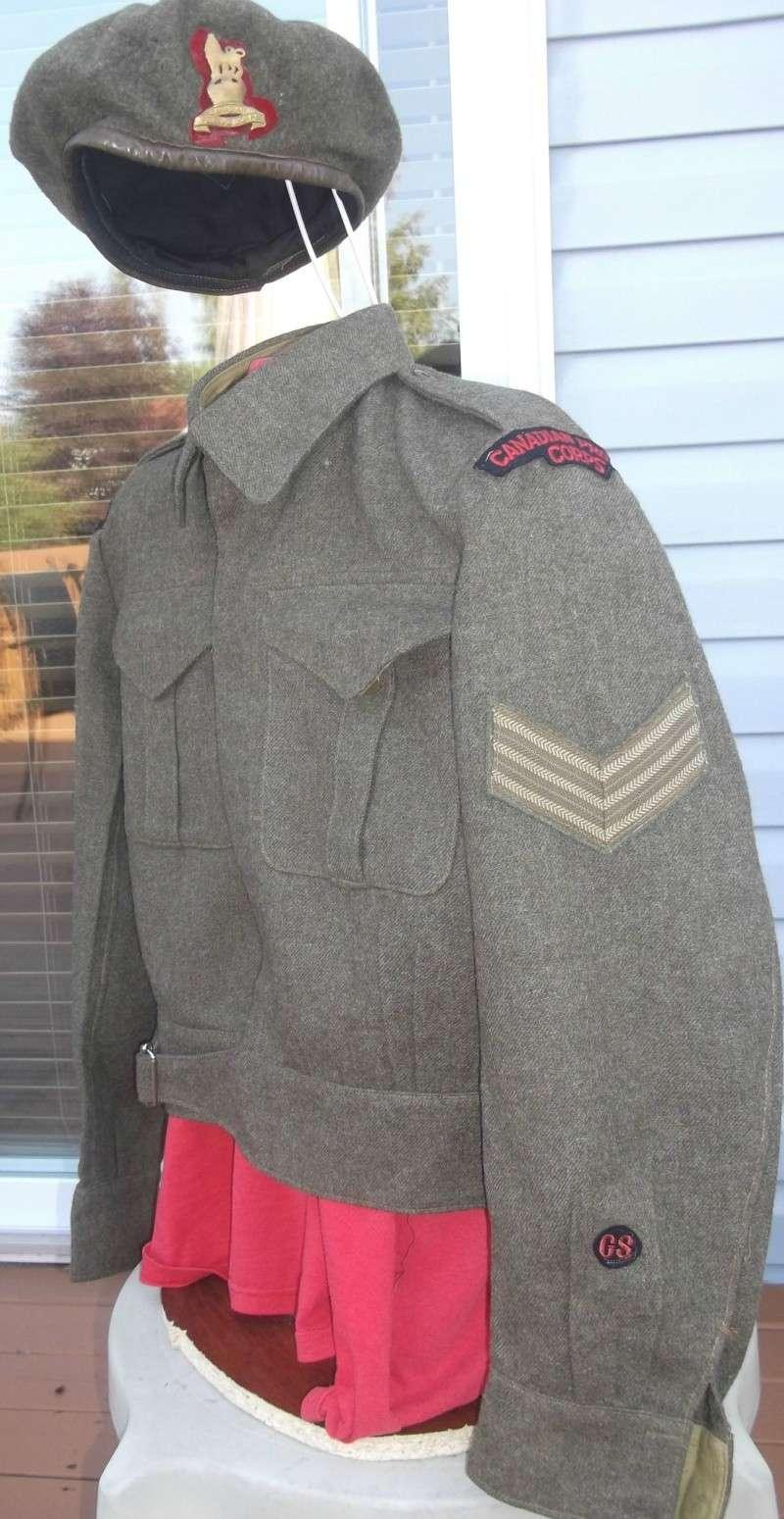 Battle Dress canadien du Canadian Provost Corps Dscf5933