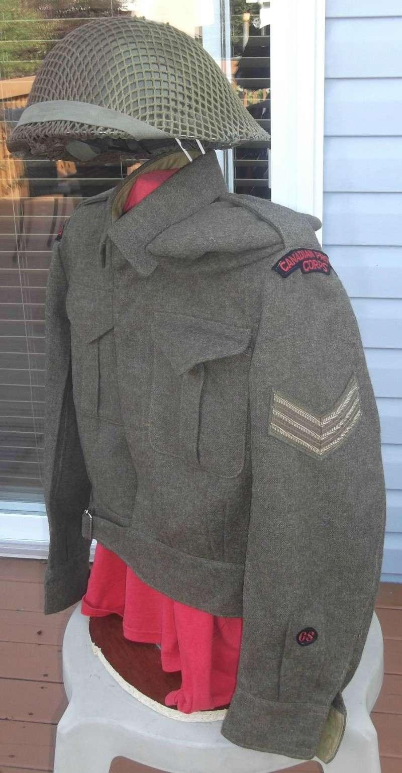 Battle Dress canadien du Canadian Provost Corps Dscf5938
