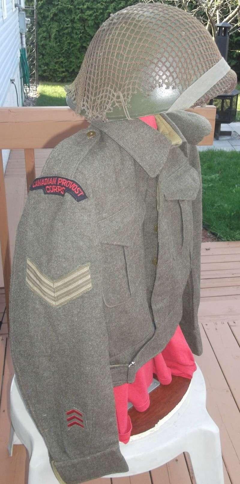 Battle Dress canadien du Canadian Provost Corps Dscf5939