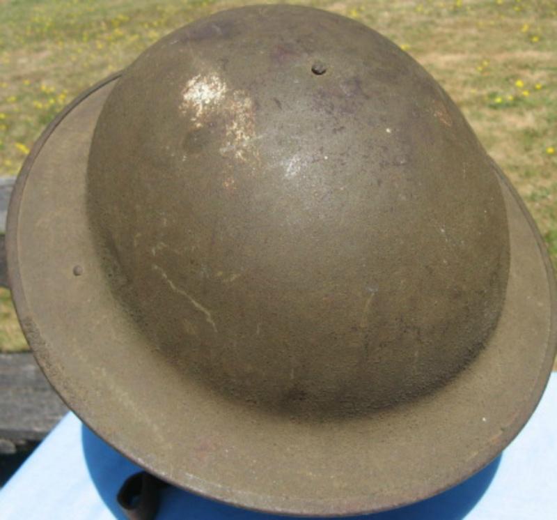 Casque US M1917 ( Etats-Unis ) Img_9311