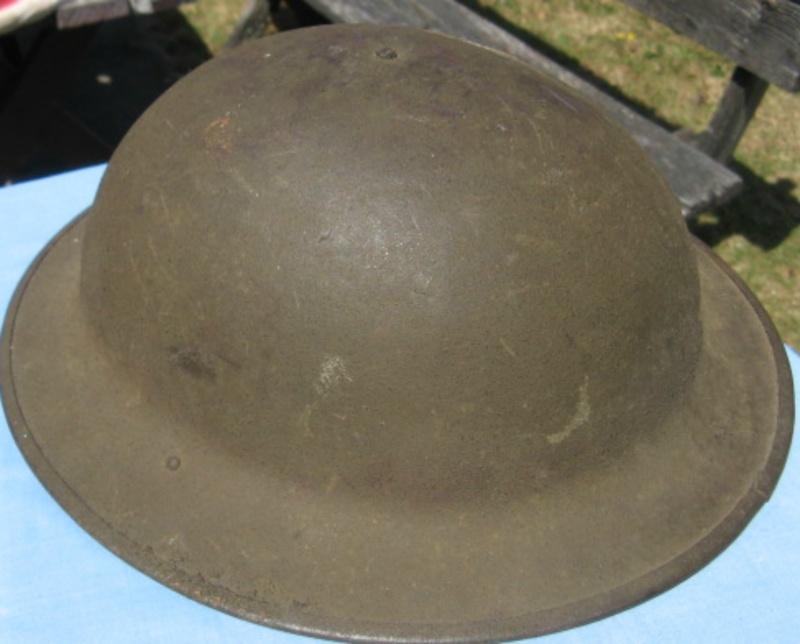 Casque US M1917 ( Etats-Unis ) Img_9312