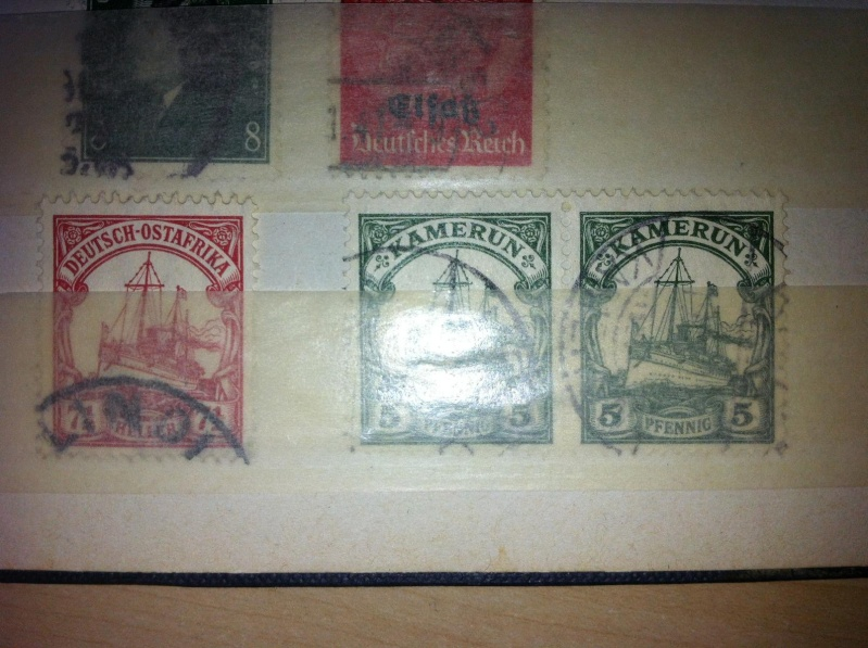 Altes Vordruckalbum vor 1900 Wertermittlung K1600_10