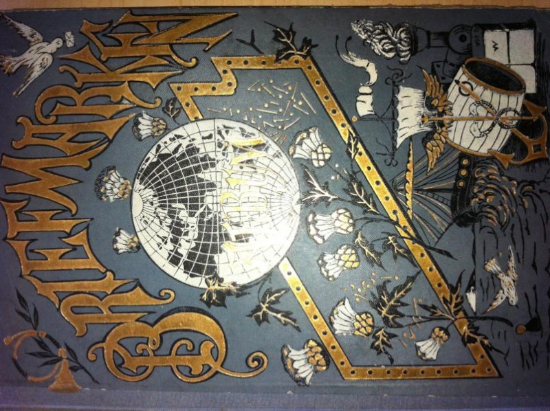 Altes Vordruckalbum vor 1900 Wertermittlung K800_i11