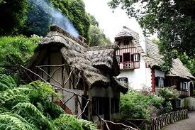 Des maisons Portugaises semblables o village d´Astérix. Bm_27510