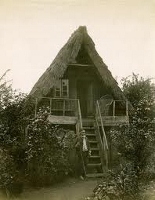 Des maisons Portugaises semblables o village d´Astérix. Foto_a10