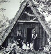 Des maisons Portugaises semblables o village d´Astérix. Foto_a14