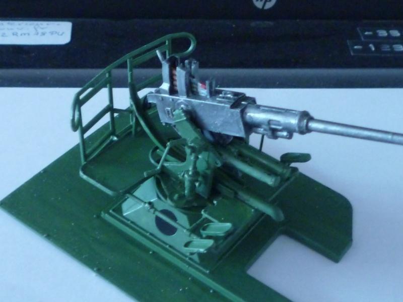 PT Boat ELCO 80 d'Italeri  1/35° par mutti Bofors10