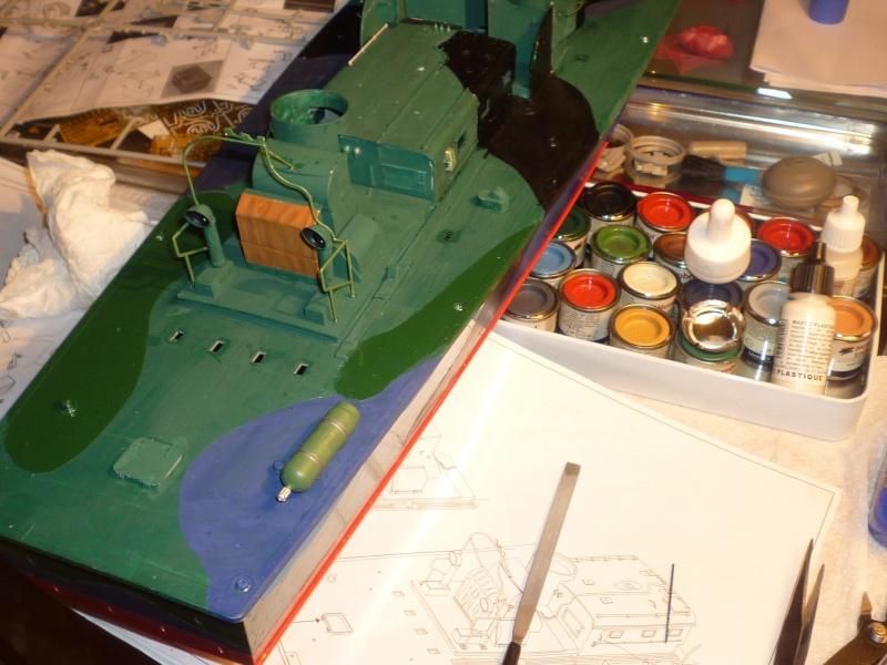 PT Boat ELCO 80 d'Italeri  1/35° par mutti Elco_010