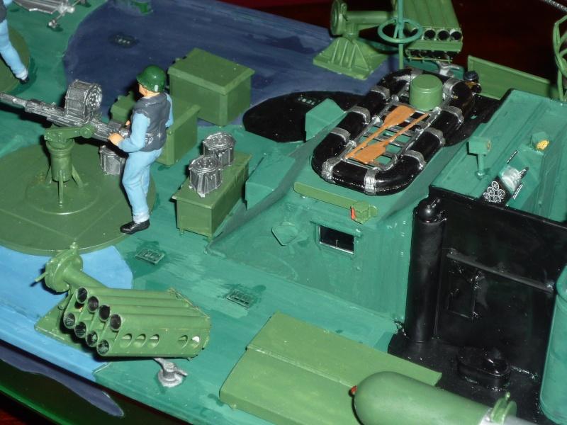 PT Boat ELCO 80 d'Italeri  1/35° par mutti Fin_el13