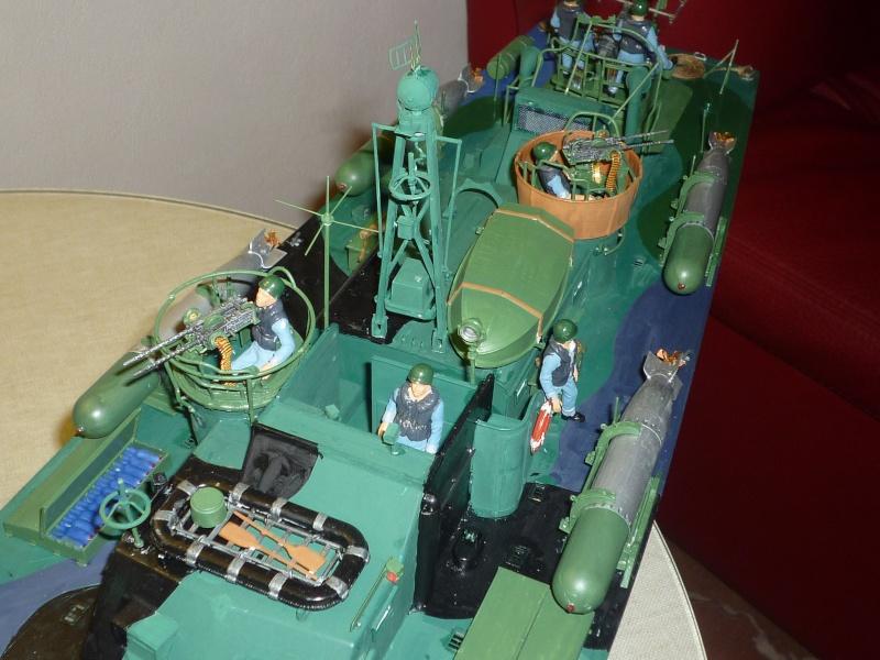 PT Boat ELCO 80 d'Italeri  1/35° par mutti Fin_el14