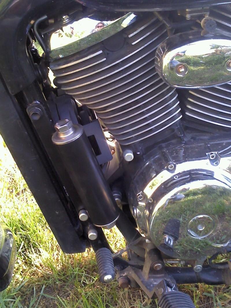 My Old School style .......... 2002 Suzuki VL800 46823011