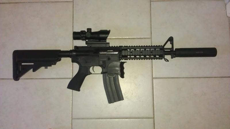 [Review] GR15 Raider Blow back GG Armament Imag0010