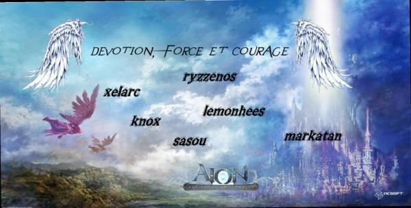 Légion DFC