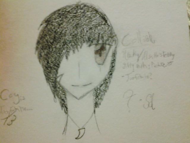 Coy (Elementals)  Collia10