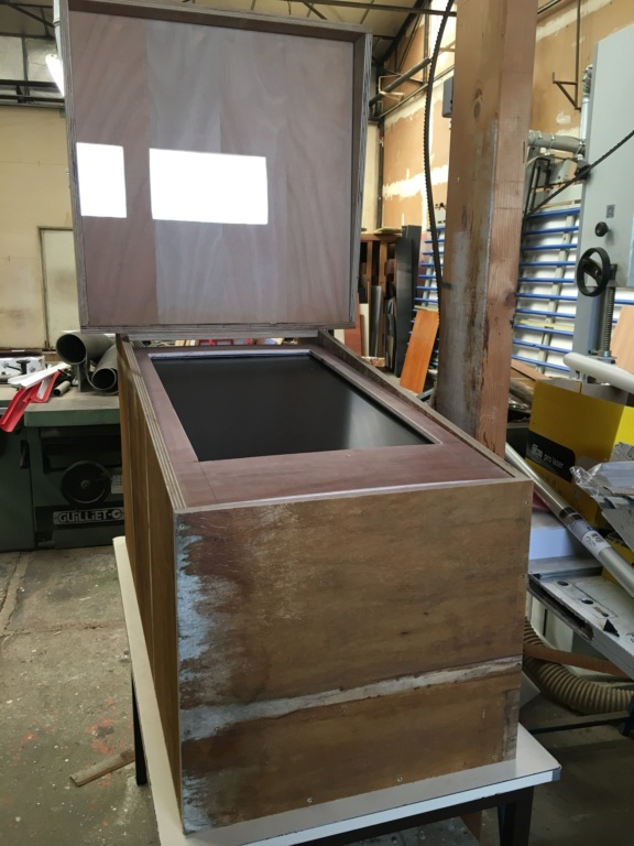 [WIP] Projet 2019: mon pincab 7ecd9c10