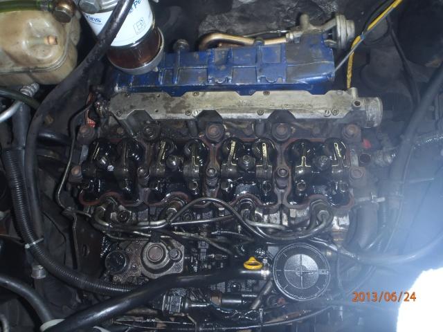 Poussoirs Hydraulique VM 2.5TD P6240010