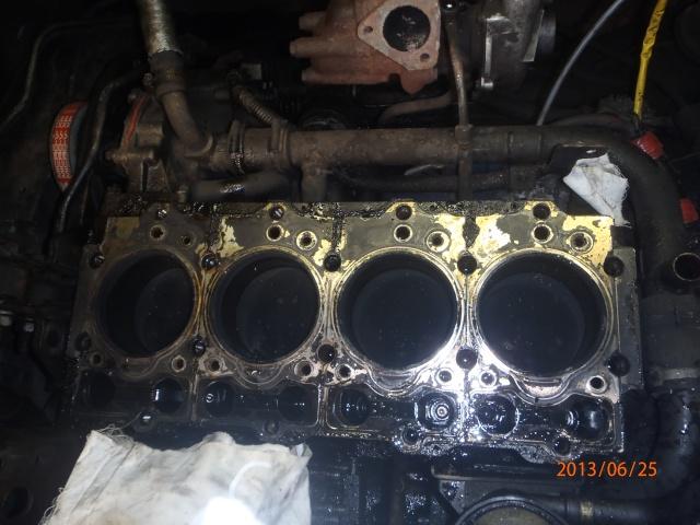 Poussoirs Hydraulique VM 2.5TD P6250010