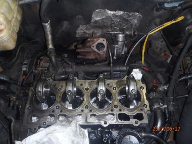 Poussoirs Hydraulique VM 2.5TD P6270010