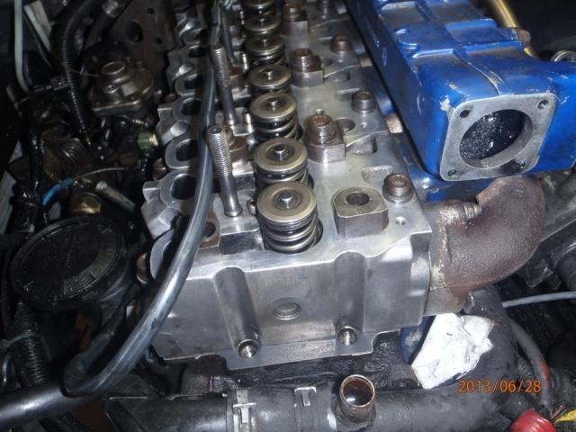 Poussoirs Hydraulique VM 2.5TD P6280010