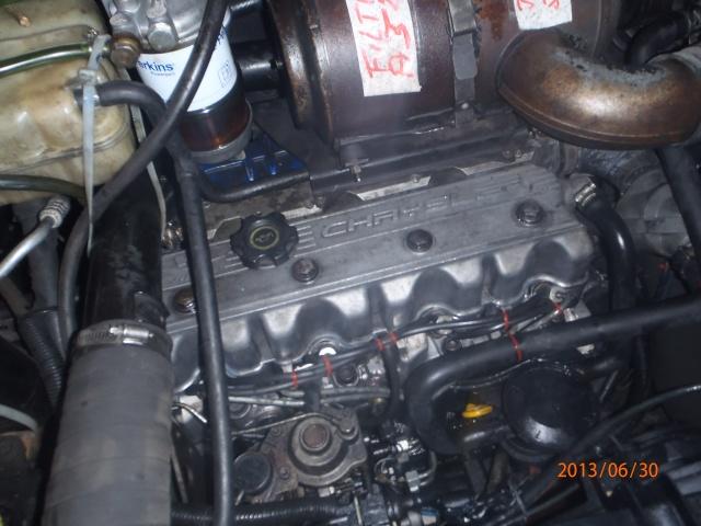 Poussoirs Hydraulique VM 2.5TD P6300010