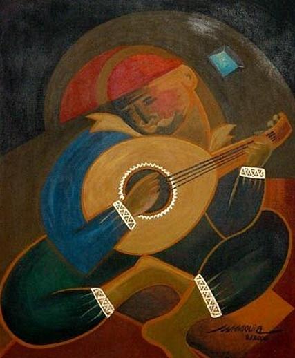 quand peinture et musique se conjuguent - Page 6 Faouzi11