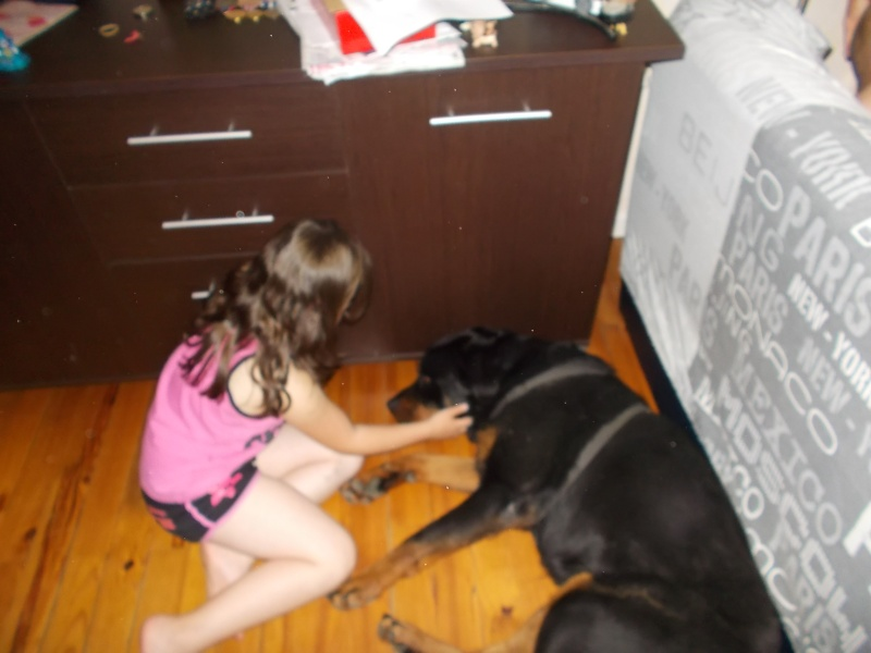 l'arrivé d'Esparo dans sa nouvelle maison - Page 2 Dscn0015