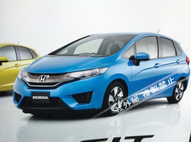 2014 - [Honda] Jazz Pasl0010