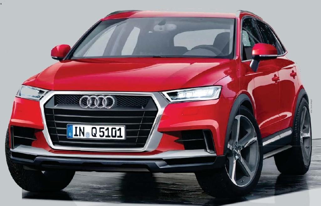 2016 - [Audi] Q5 II Q510