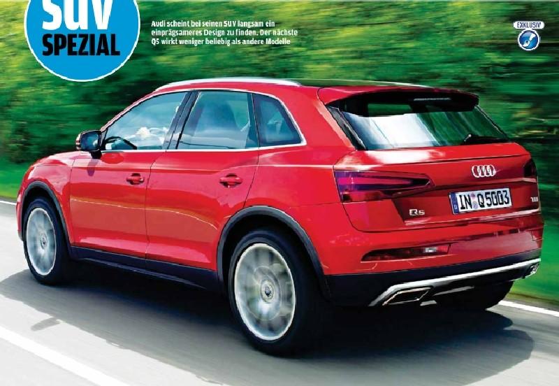 2016 - [Audi] Q5 II Q511