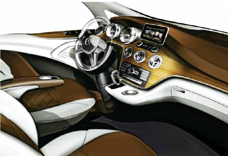 2014 - [Mercedes] Classe V/Vito - Page 2 Vclass10