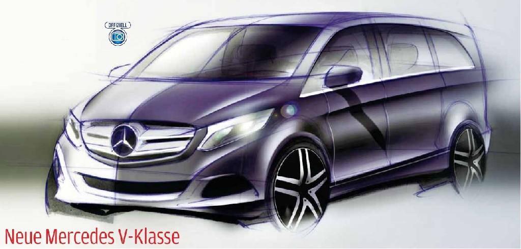 2014 - [Mercedes] Classe V/Vito - Page 2 Vianno10