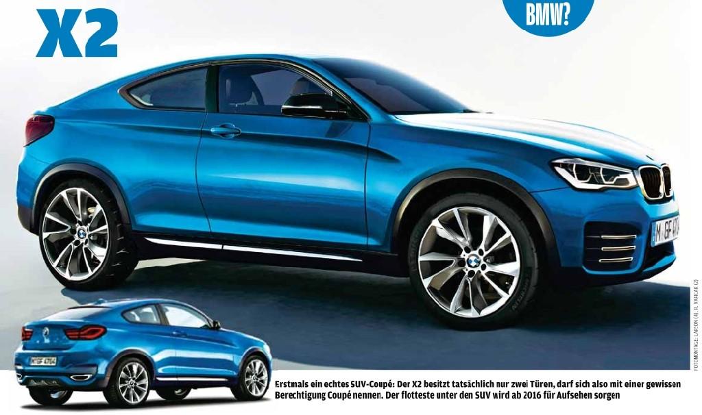 2017 - [BMW] X2 [F39] X210