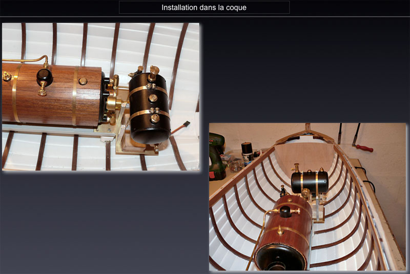 """Chaloupe à vapeur  """"Danmar"""" - Installation du moteur """"Cristal"""" d'Anton Dans_c11"""