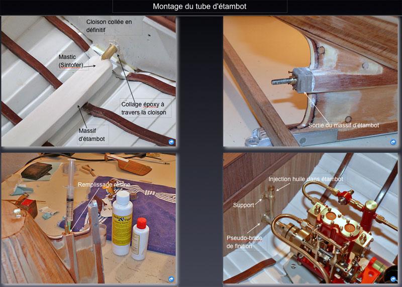 """Chaloupe à vapeur  """"Danmar"""" - Installation du moteur """"Cristal"""" d'Anton Etambo15"""