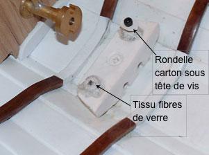 """Chaloupe à vapeur  """"Danmar"""" - Installation du moteur """"Cristal"""" d'Anton Temper10"""