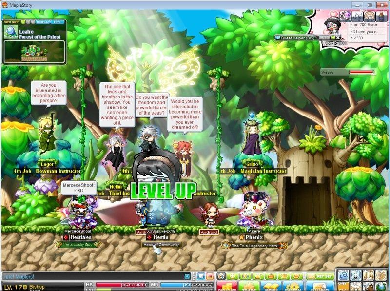 [Bossing] Les Boss runs & les CWKPQ Sasuke10
