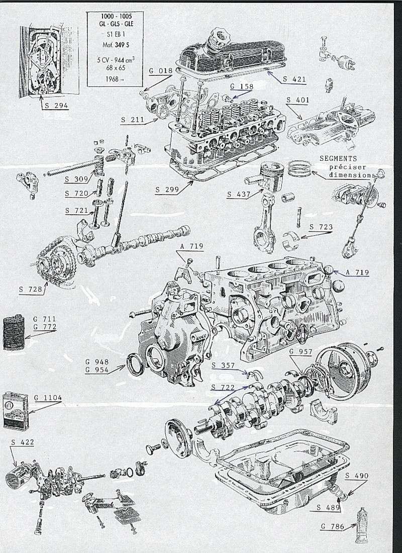 collecteur moteur 335 96000210