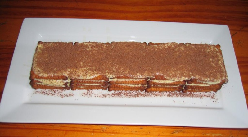 Gâteau petits beurre au café 001-3811