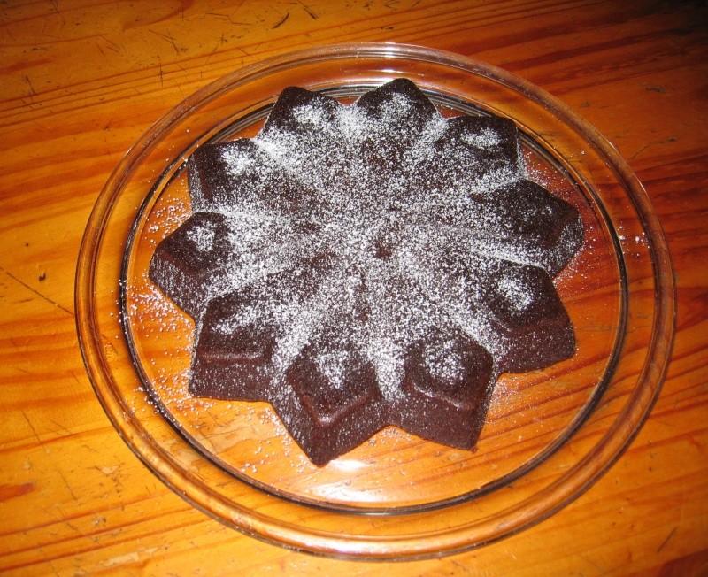 Brownie au chocolat 00214