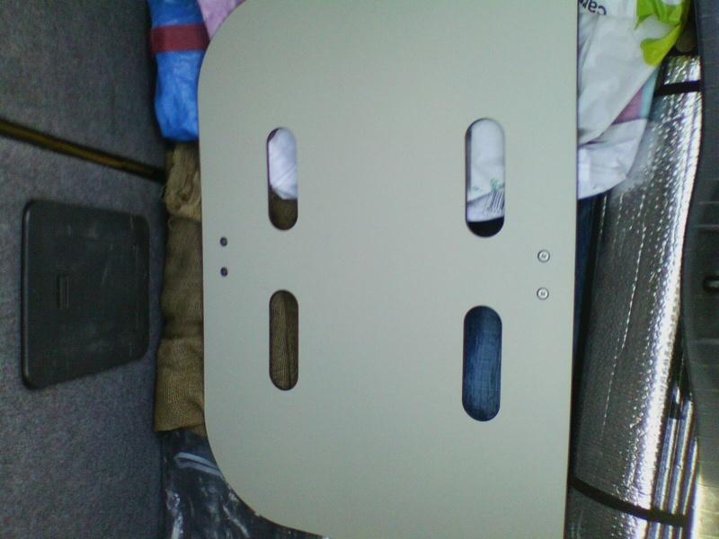 plaque d'insert de defonceuse sous table 10101213