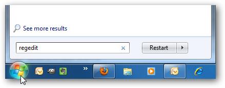 Hiển thị thông báo trước khi đăng nhập Windows 7 Regedi10