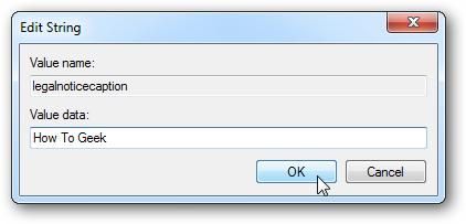 Hiển thị thông báo trước khi đăng nhập Windows 7 Regedi12