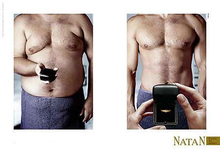 Publicité (choc, humoristique...) ( B1 1 octobre 2012) Natan110
