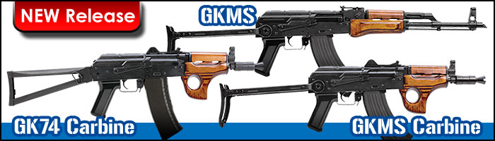 G&G NEWS 2103 GKMS / GKMS Carbine / GK74 Carbine  Gkms_g10