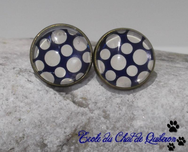 Les boucles d'oreilles...100% Fait-main, au profit de l'ECQ! Dscf1811