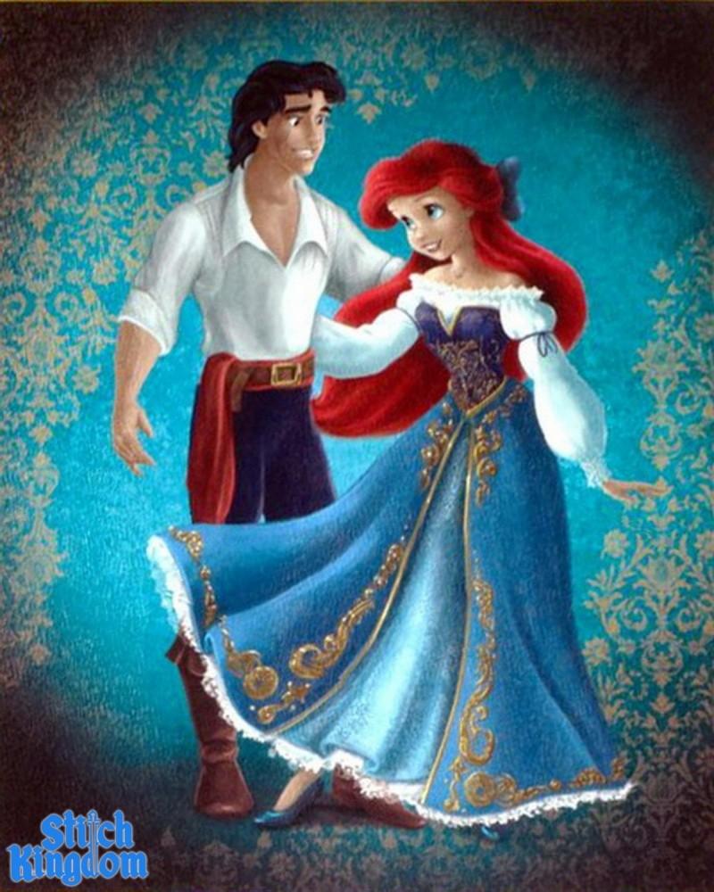 Disney Fairy Tale Designer Couples (depuis 2013) - Page 40 Ariel_11