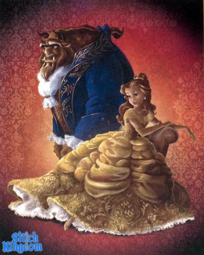 Disney Fairy Tale Designer Couples (depuis 2013) - Page 40 Belle_10