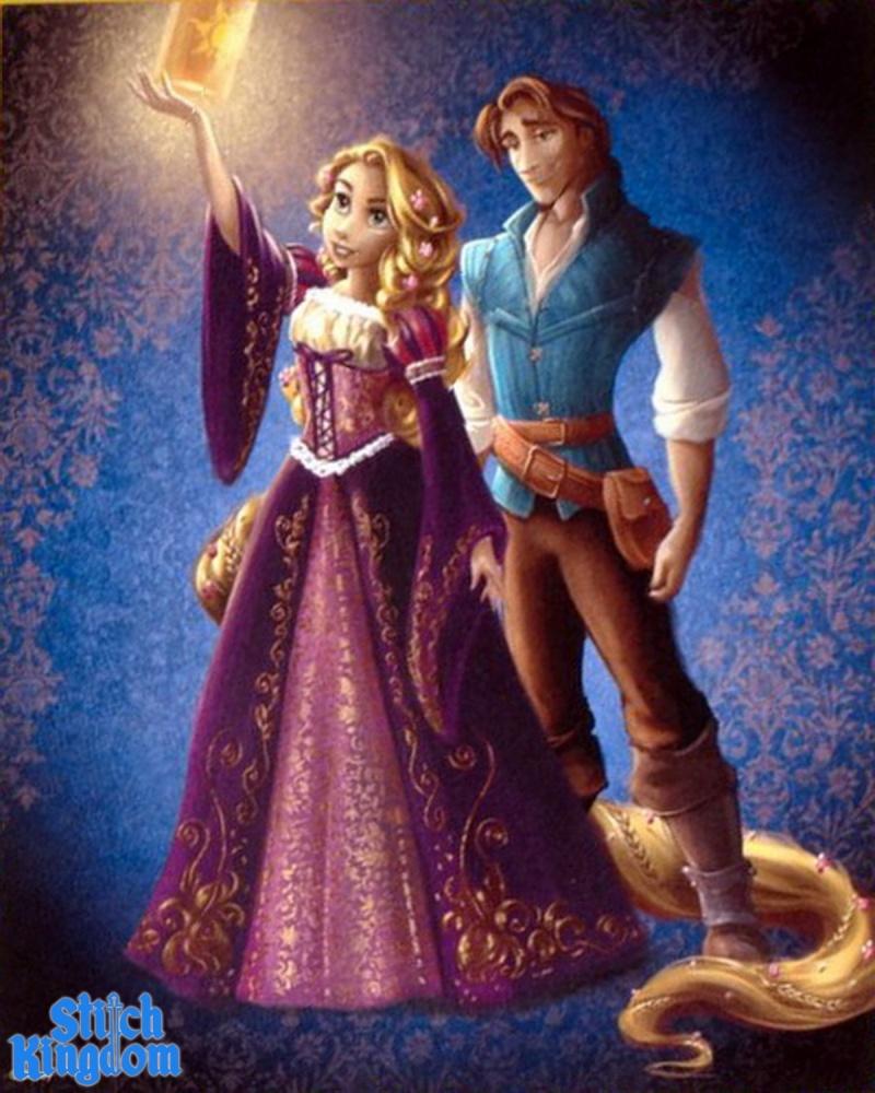 Disney Fairy Tale Designer Couples (depuis 2013) - Page 40 Rapunz10