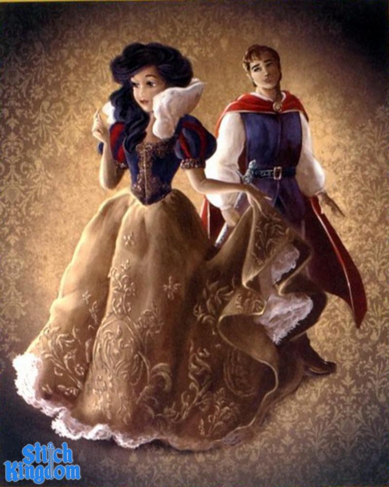 Disney Fairy Tale Designer Couples (depuis 2013) - Page 40 Snow_c10